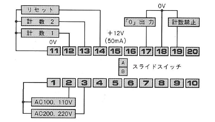 DC-MA6-XNA(α)、MA6-XNC(α)