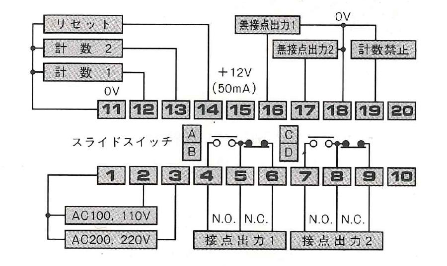 DC-MC6-XNA(α)、MC6-XNC(α)