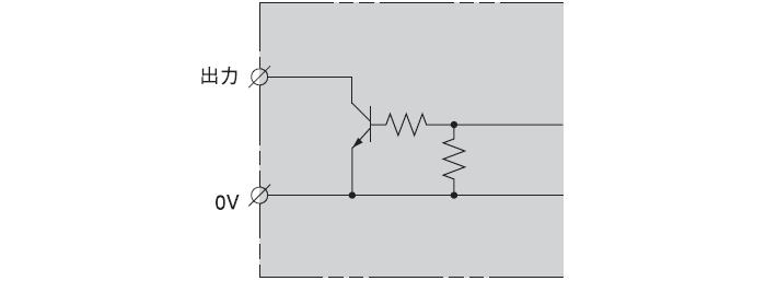 リードアウト出力部(BCD出力)