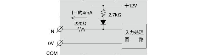 入出力回路DC-JA7-AW/DC-JA7-DW