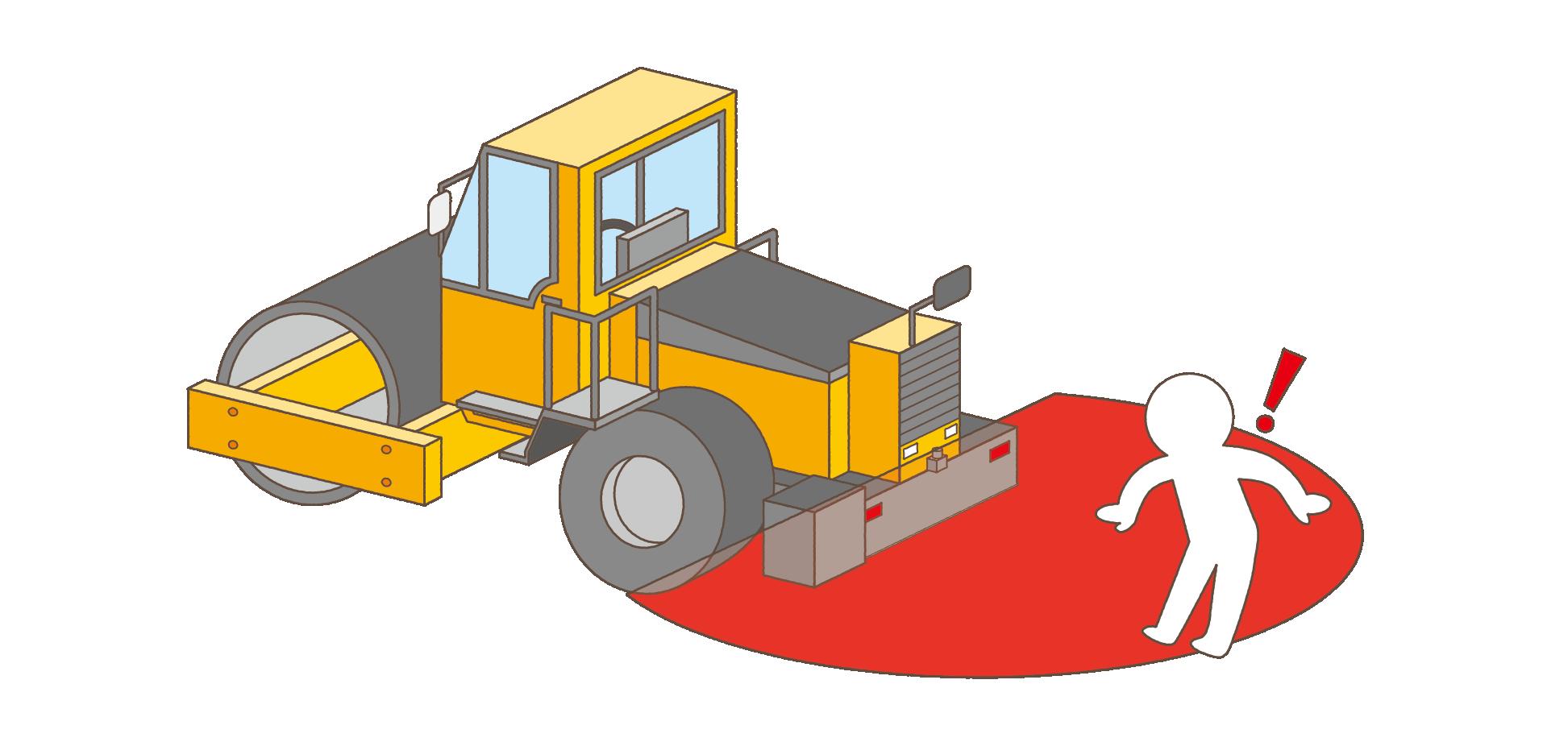 建設機械の安全対策