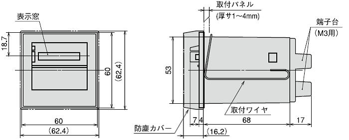 AC-NHB4・AC-NHBA4 AC-NHB6・AC-NHBA6
