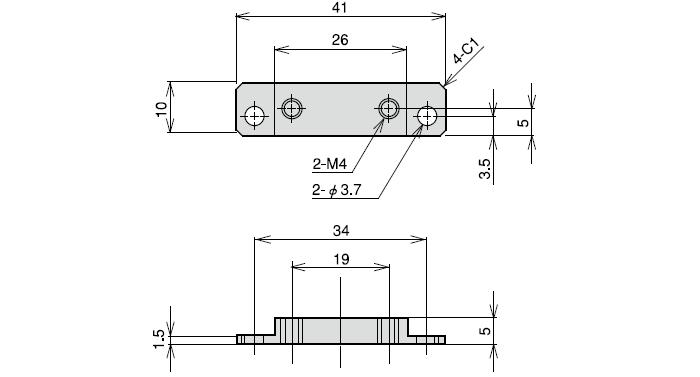 RPAR036 変換ブラケット