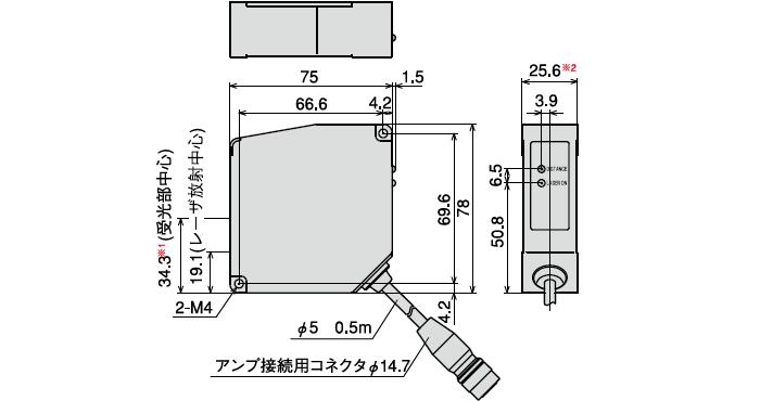 センサヘッドHXA-30K/85K/350K
