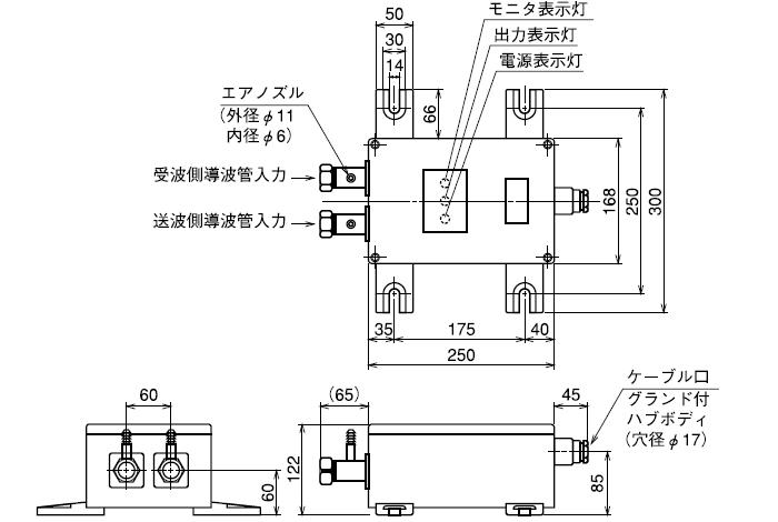 制御部(MBX-301CA)