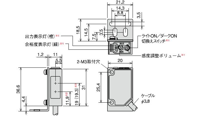 PEX-205C・PEX-403C・PEX-801C
