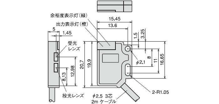 PFX2-251・PFX2-152