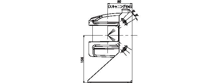 ブラケット(RSC-30LN-FR)