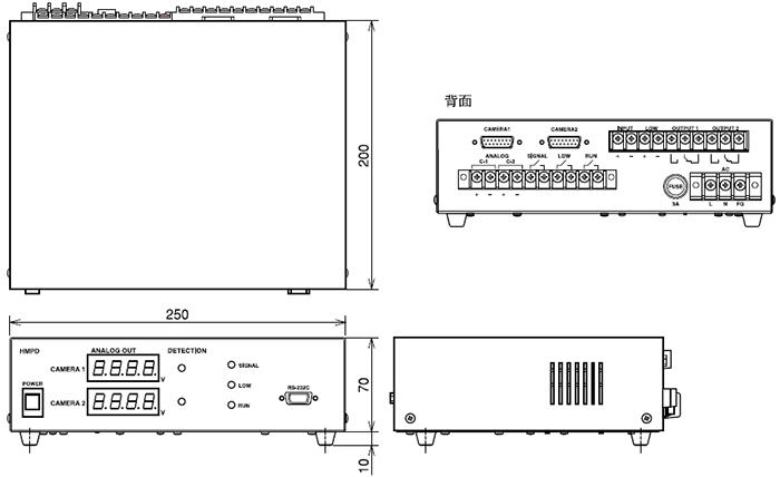 コントローラ(VMH-A200)